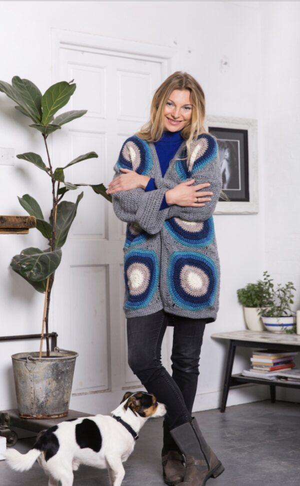 Target Cardi Crochet Pattern