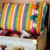 Ric Rac cushion